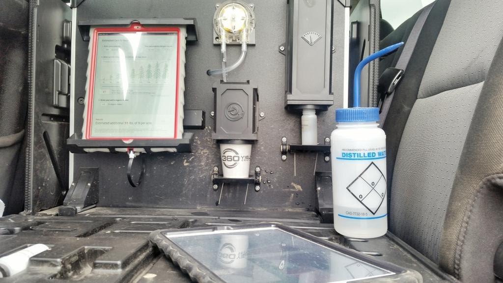 Soilscan – Nitrate Testing