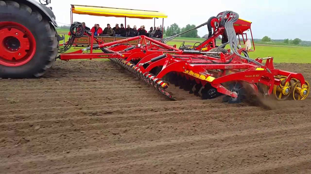 Vaderstad Carrier XL 625 + Bio Drill
